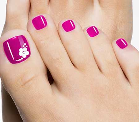 Burgundy Nail, Glitter, Polish, Flower Toe Nail Designs, Designs