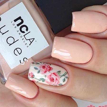 Pink Nails, Pink, Pink Roses, Simple Nail Designs, Every, Skin, Neutral, Great