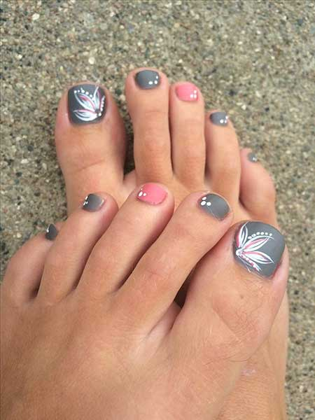 Toe Nail, Christmas Nails, Summer Nails, Winter Nails, Toe Nail Designs, Designs