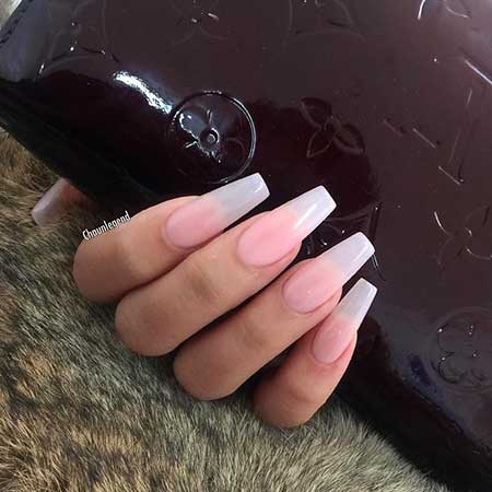 French, Manicures, Pink, French Manicure, French Tips, Tips, Gel