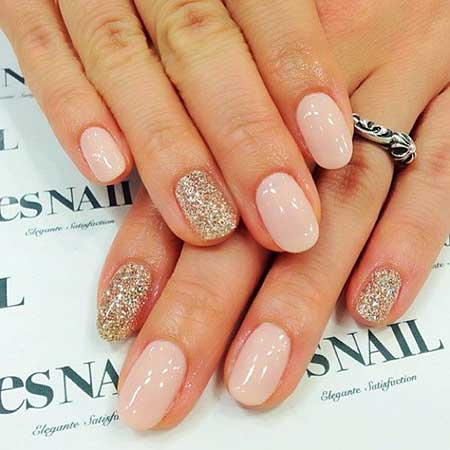 Pretty Nail, Nude Nails, Wedding Nails, Nail Colors Summer 2017