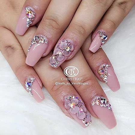 13 Best 3d Nail Art Designs Nail Art Designs 2017