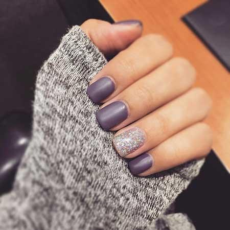 Nail Polish, Manicures, Polish, Matte Nail, January Nail Colors 2017, Matte