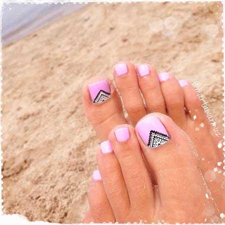 Toe Nail, Pink, Summer Nails, Toe Nail Designs 2017, Toes, Queen, Beach, Day