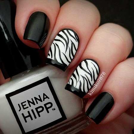 Zebra Nail, Zebras, Print Nail, White Nail, Animal Prints