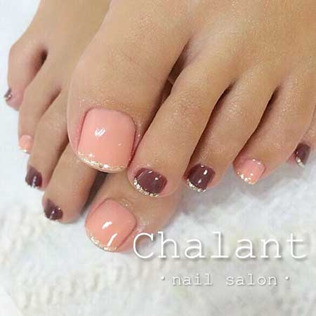 Wedding Nails, Ombre Nail, Toe Nail, Bridal Nails, Nagellack Füße