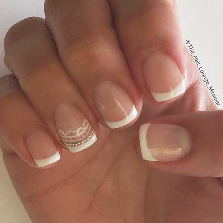 French Manicure, French, Manicures İtter Nail, French Nails, French Tips
