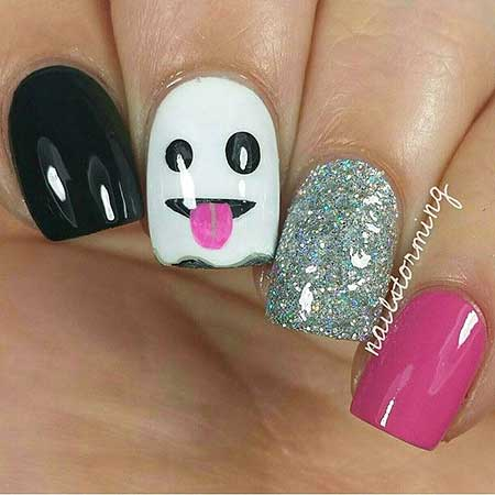 Valentine Nail, Heart Nail, Anchor Nail, Summer Nails, Nail Art Halloween, Mani