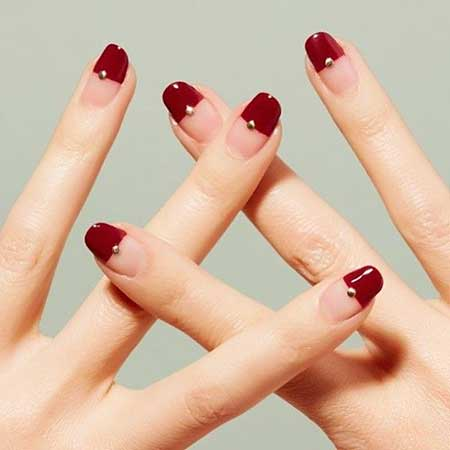 Manicures, Redils, Polish İl Polish İl Trends Summer 2017, Red, Art