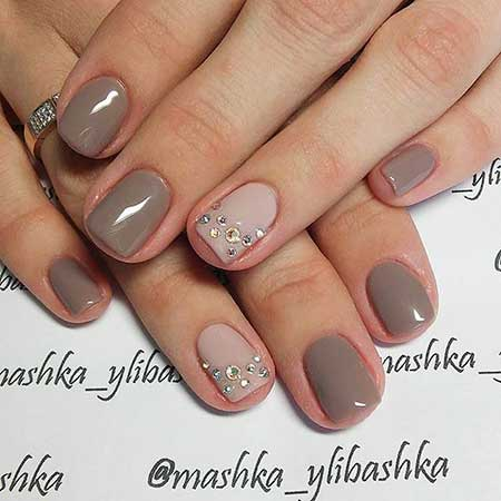 Manicures, Pink Nails, Nails With Gelish 2017, Bling, Day