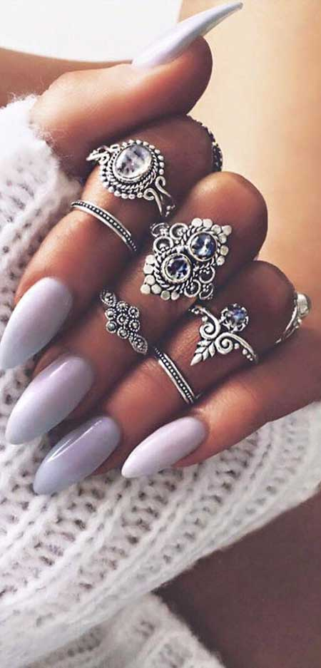 Jewelry, Nails, Nail Ring, Accessories, Boho, Henna, Silver Rings, Silver
