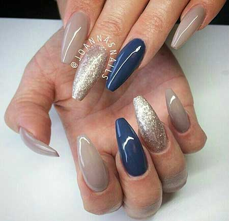 Coffin Nails, Stiletto Nails, Acrylic Nails