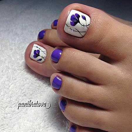 Toe Nail, Designs