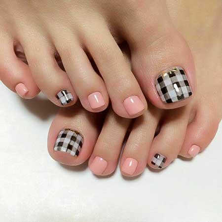 Toe Nail, Toenails Es, Toe Nail Designs, Designs Of Toenails, Peach