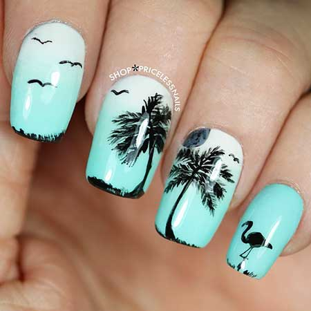 Tree Nails, Summer