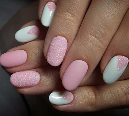 Pink Nails, Pink, Glitter Nail, Manicures, Glitter, Colorful, Summer, Art, Nails