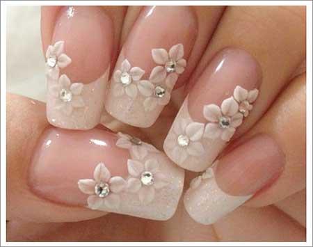 3D Nails, Nail Art Ideas, Single,