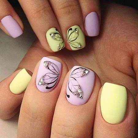 Manicures, Pretty Nail, Manicure Butterfly, Perfect, Ideas, Art, Nail