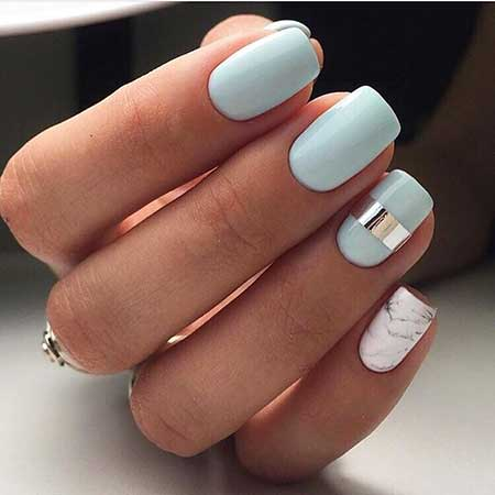 White Nail, Pastel Nail, Manicures, Simple Nails, Nail Designs Summer 2017