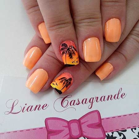 100 Best Summer Nail Designs 2017 Nail Art Designs 2017