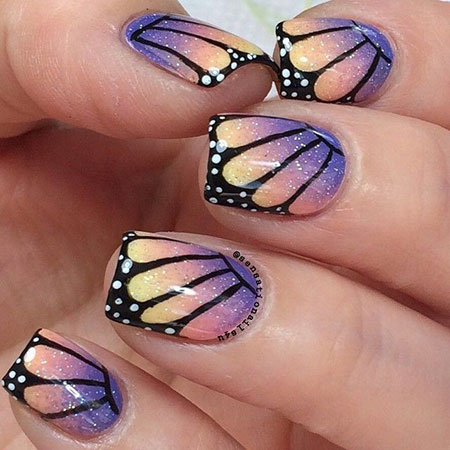 Animals Nails Nail Art Designs 2017