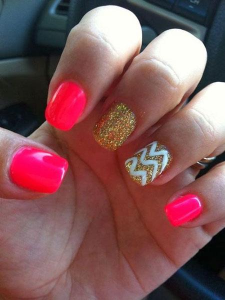 Cool Nail Design, Nail Pink Nails Fun