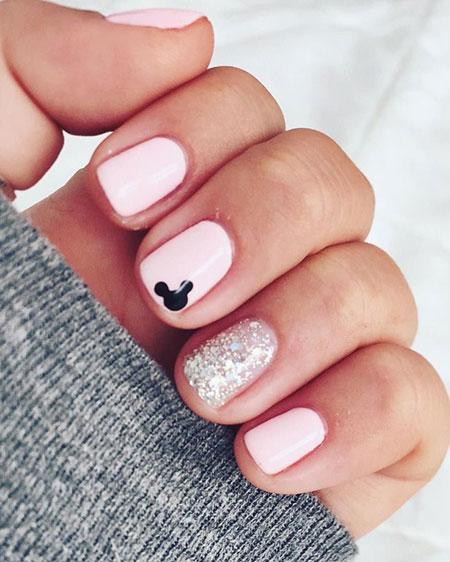 Disney Manicure Nails Nail