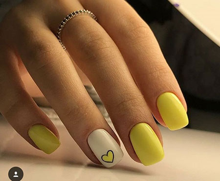 Nail Nails Summer Design