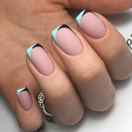 Nails Nail Simple Manicure