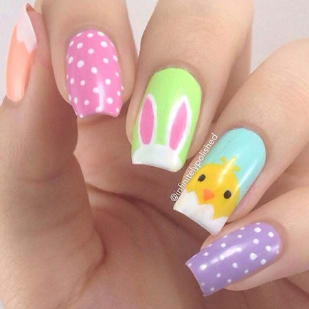 Nail Easter Nails Art