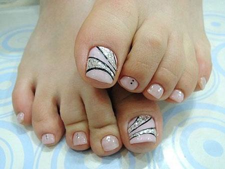 Nail Toe Toenail Art