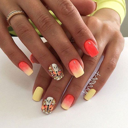 Nail Beautiful Manicure Summer