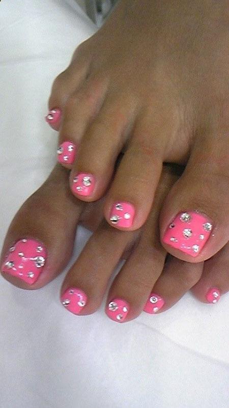 Nail Toes Nails But