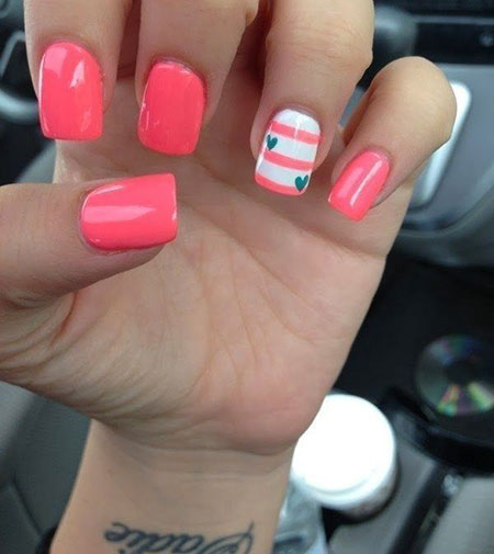 Nail Summer Nails Pink