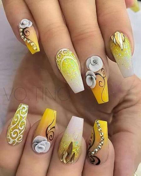 Nails Nail Spongebob Art