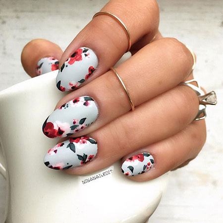 Nails Minnie Mouse Nail