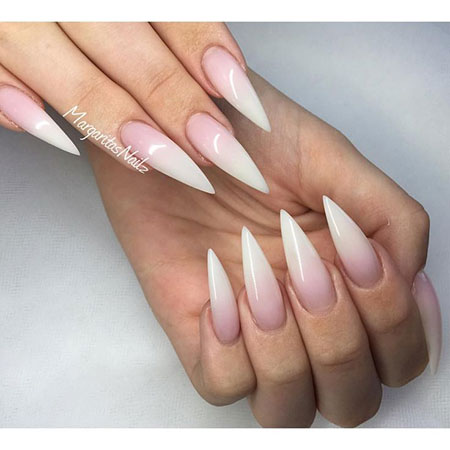 Nails Nail Stiletto Coffin