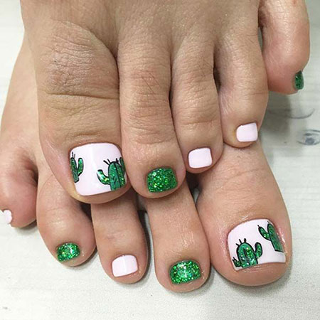 Cute Toe Nail Design Summer, Nail Toe Cute Summer