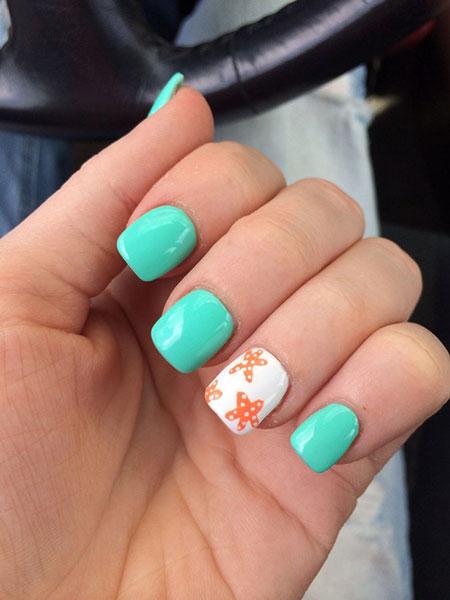 Nail Beach Nails Spring