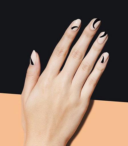 Nail Nails Cool Simple