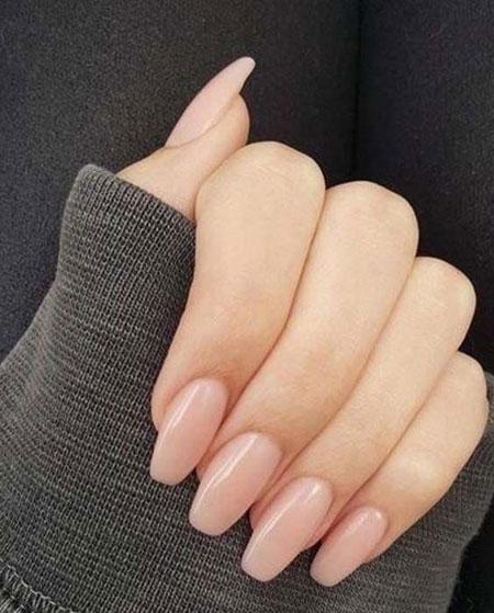 Nail Nails Gel Simple