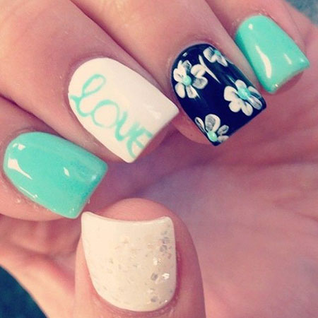 Best Nails for Summer, Nail Nails Spring Colors
