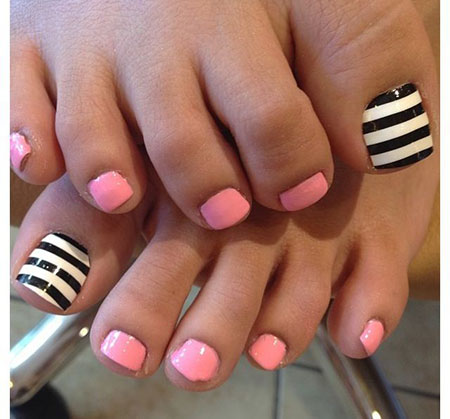 Adorable Toe Nails, Nail Toe Art Great