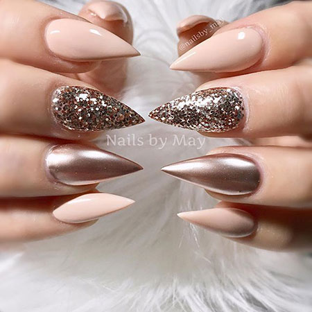 28 Stiletto Nail Designs Nail Art Designs 2017