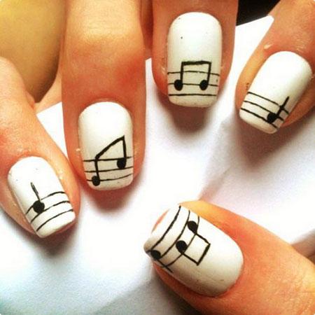 Nails Music Nail Note