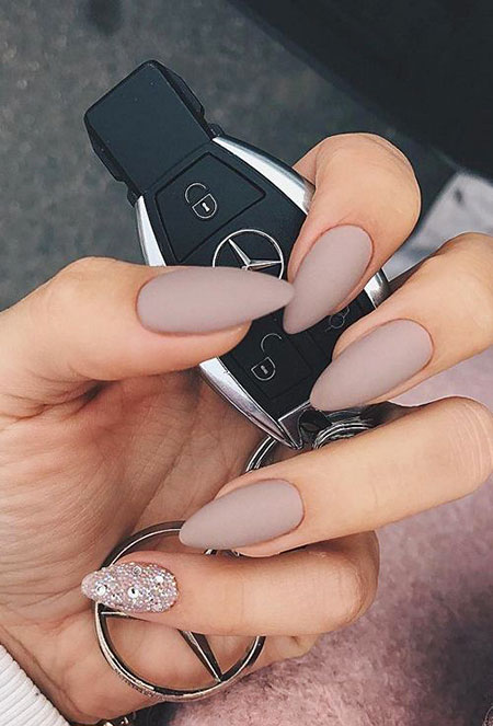 Acrylic Nails Design 2018, Acrylic Best Stiletto Collection