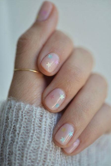 Nail Art Design for Short Nails, Lim Virth Year Home