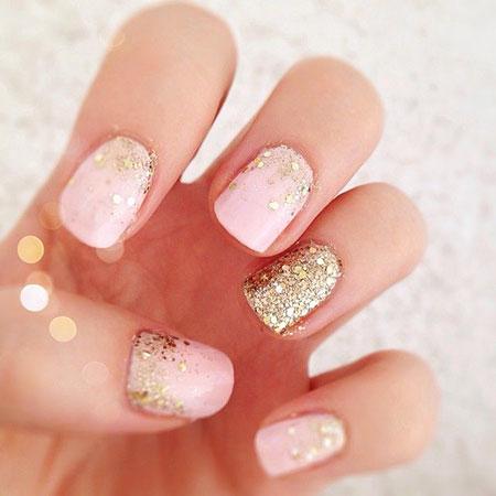 Gold Pink Wedding New
