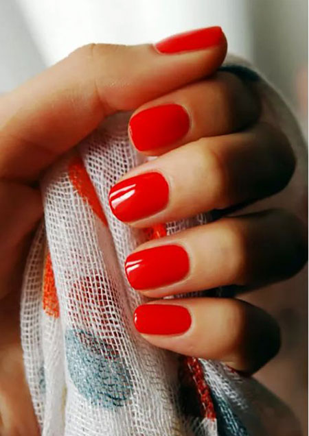 Red Manicure Polish Best