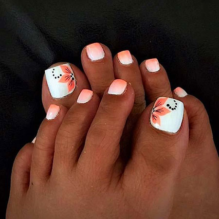 Toe Pedicure Ideas Brides